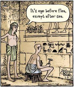 Image from Pinterest via http://bizarrocomics.com/2014/01/09/uncommon-tuts/