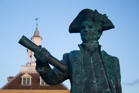 A statue of George Vancouver. Image from: http://en.wikipedia.org/wiki/George_Vancouver