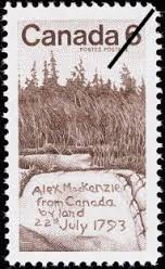 The Legacy of Sir Alexander Mackenzie.