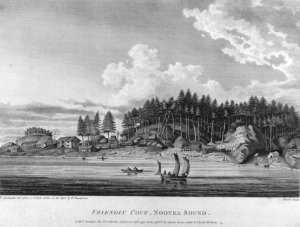 Friendly Cove, Nootka Sound