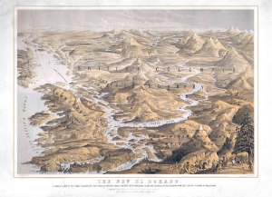 An illustrated look at the B.C. goldfields.