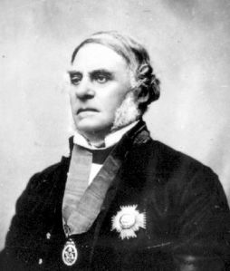 The 'Father of British Columbia' in his prime.