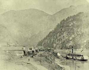 Yale, B.C. in 1882.