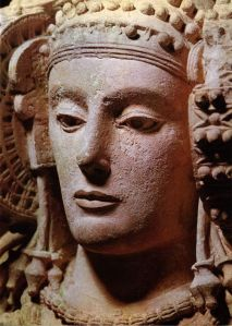Lady of Elche; image from Pinterest