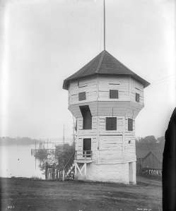The Nanaimo Bastion; photo from searcharchives.vancouver.ca