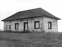 The Storehouse in 1931; image from Wikipedia
