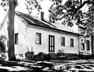 Helmecken House in 1935; photo from www.royalbcmuseum.bc.ca