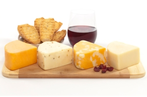 The Armstrong cheese 'Special Occasions Cheeses'; image from:  armstrongcheese.ca